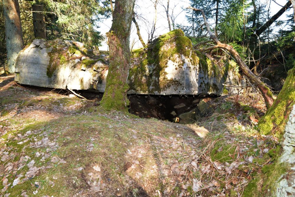 Bunker P1 Peterberg