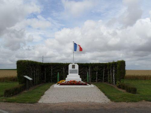 Monument Liberation Fleuré