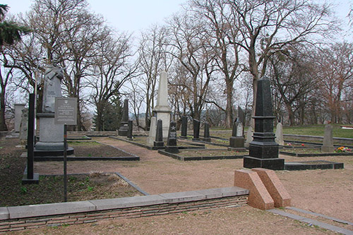 Soviet War Cemetery Korostyshiv