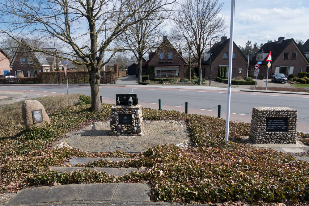 Liberation Memorial Loenen