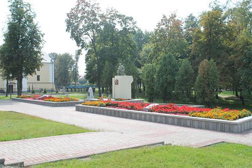 Soviet War Cemetery Gomel