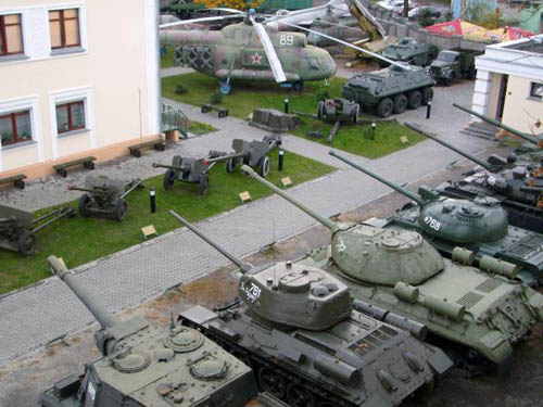 Museum of Military Glory Gomel