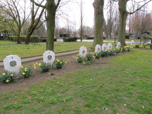 Belgian War Graves Roeselare