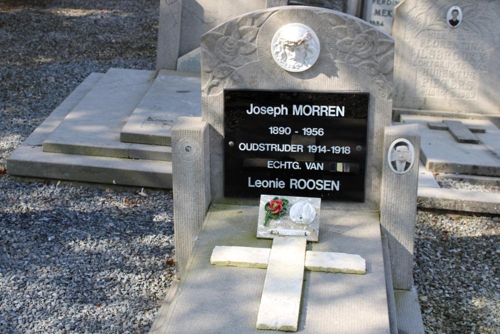 Veteran War Graves Schakkebroek