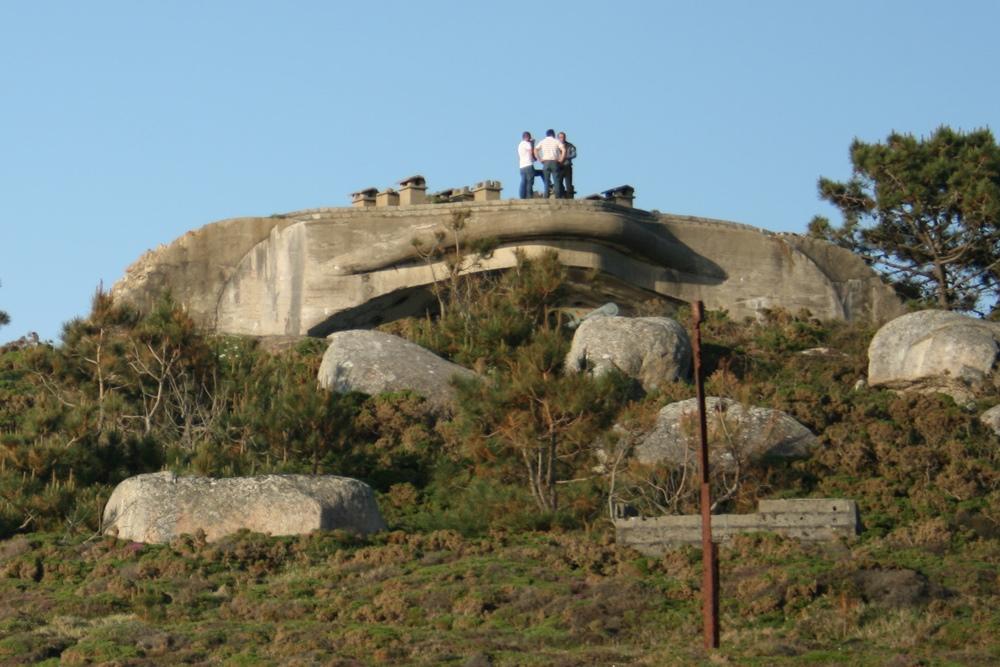 Artillery Bunker 3 of Batería de El Grove