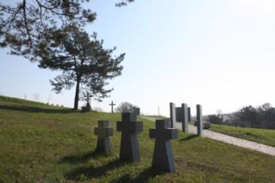 Duitse Oorlogsbegraafplaats Potylicz / Potelitsch