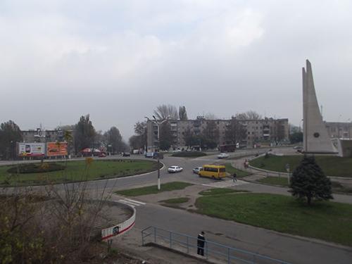 Bevrijdingsmonument Dniprodzerzjynsk