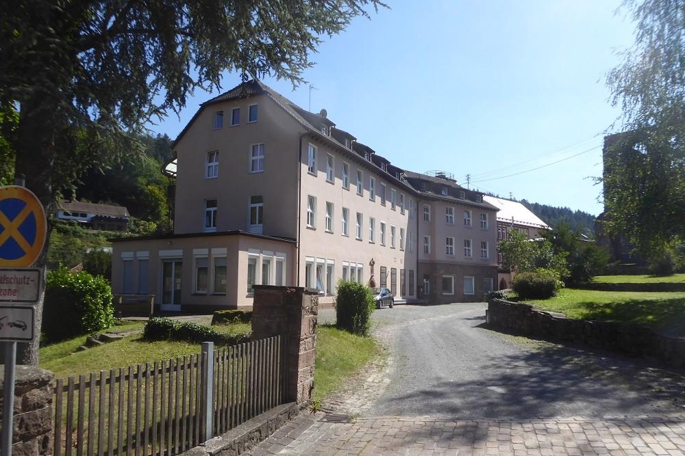 Gauschulungsburg NSDAP-kader Frauenalb