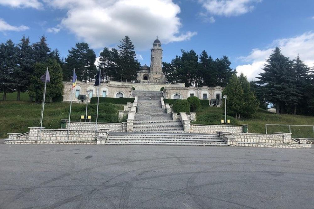 Mausoleum Roemeense Soldaten Mateias