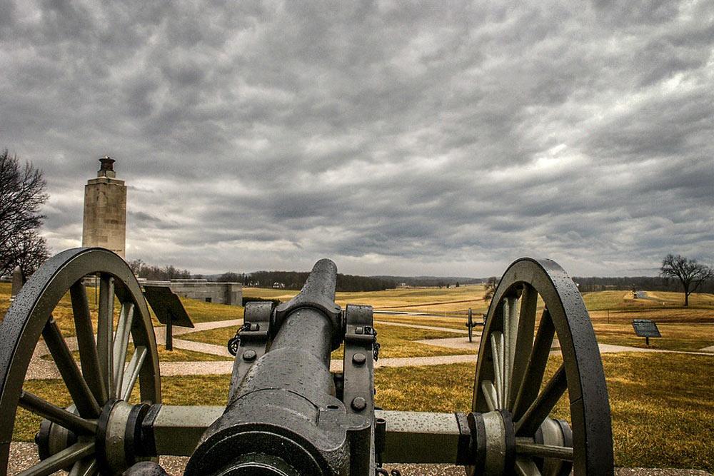 Nationaal Militair Park Gettysburg