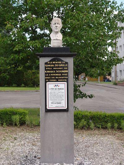 Statue Général de Gaulle
