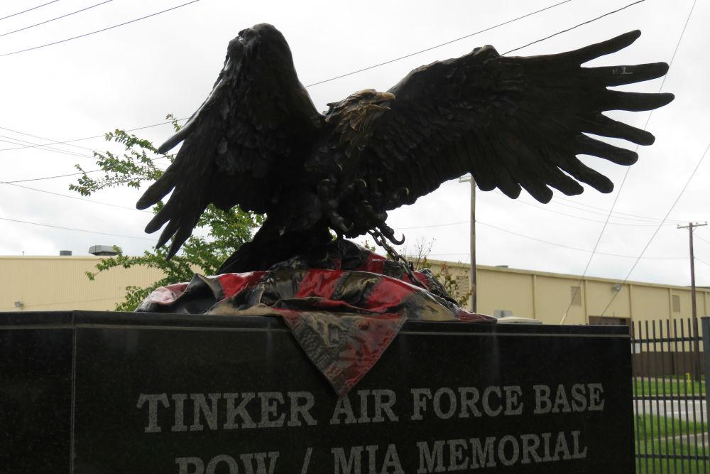Tinker AFB POW / MIA monument