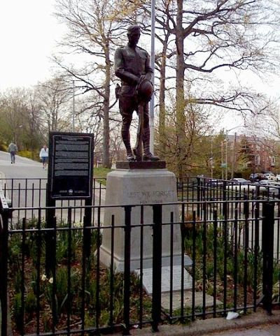 World War I Memorial Woodside