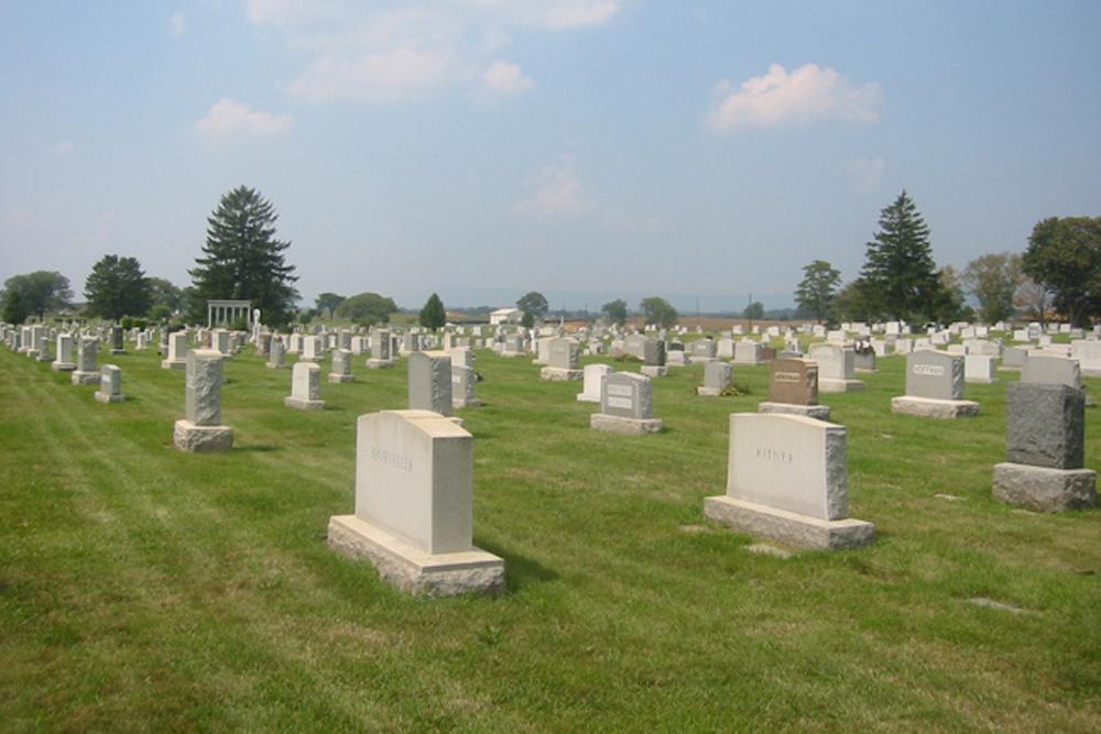 American War Graves Westminster Memorial Gardens