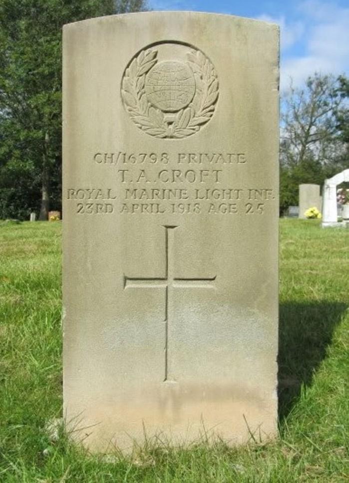 Oorlogsgraven van het Gemenebest Stone Cemetery