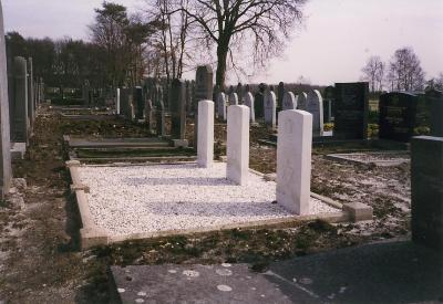 Commonwealth War Graves Putte