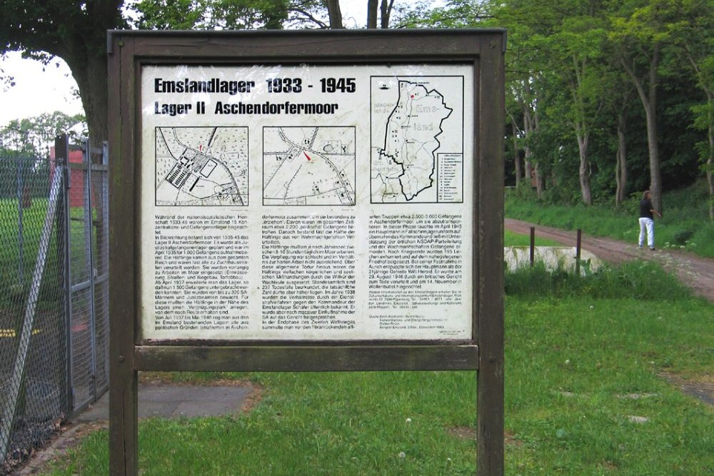 Penal Camp Aschendorfermoor (Emslandlager II)