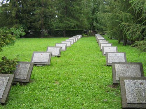Soviet War Graves Cracow