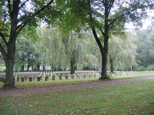 Duitse Oorlogsgraven Dortmund