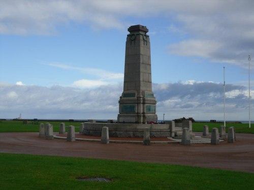 War Memorial Whitley Bay