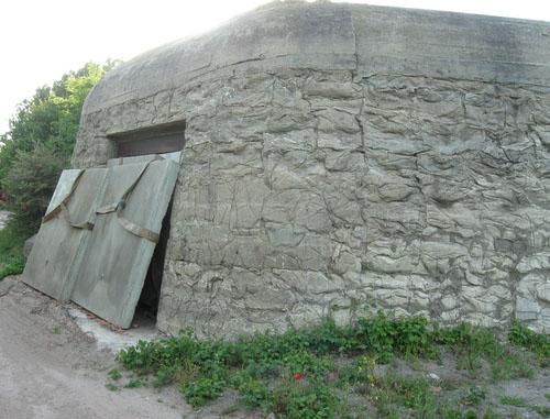 Stützpunkt Hötzendorf Westkapelle Bunker 2