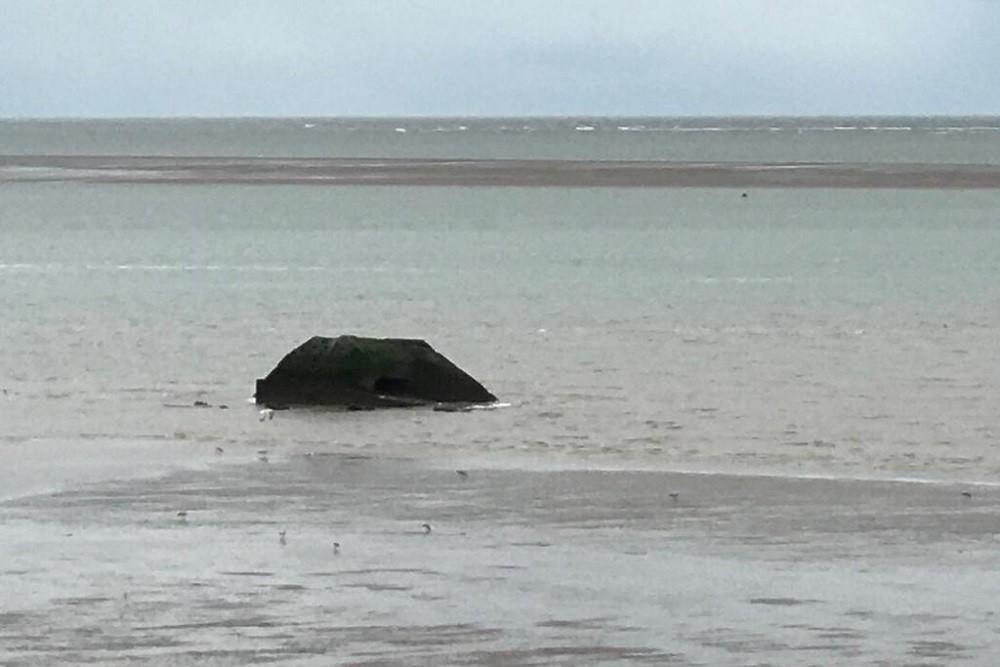 Bunkers Noordzee