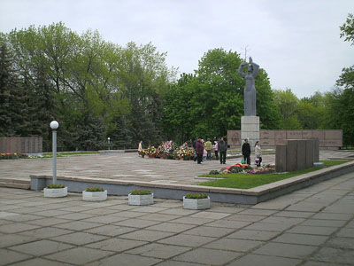 Liberation Memorial Kramatorsk