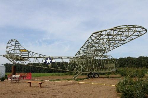 Waco CG4 Replica