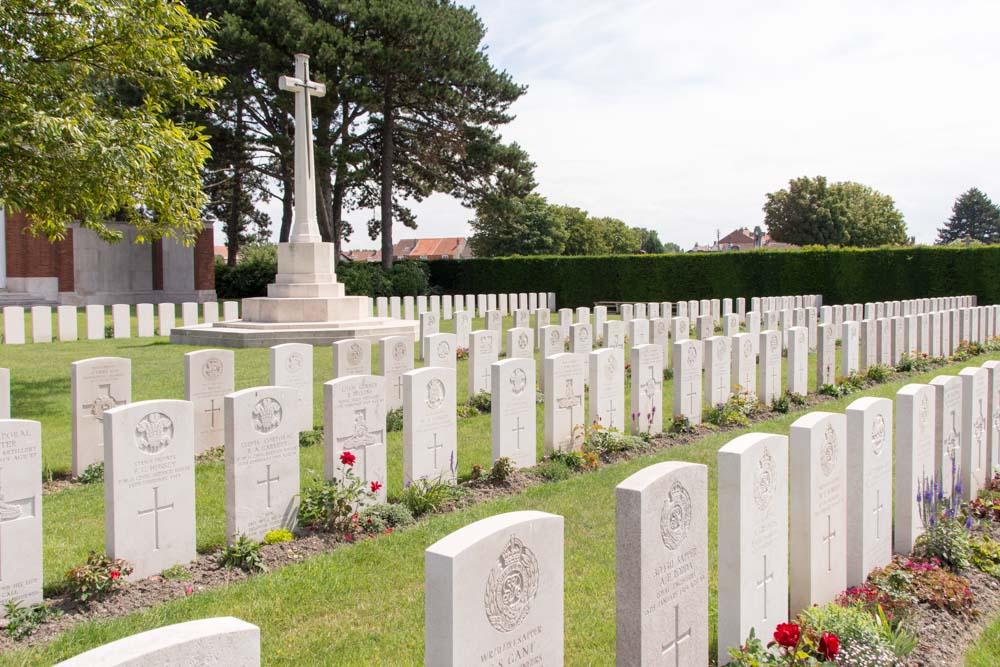 Commonwealth War Cemetery Dunkirk