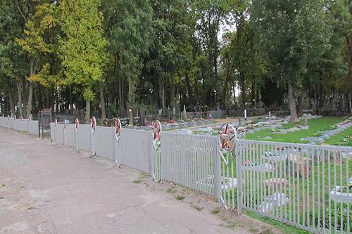 Soviet War Graves Zhytomyr
