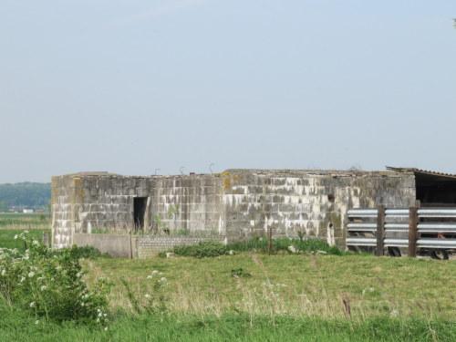 Personeelsbunker type 668 - bunker 1