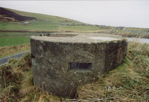 Pillbox Finstown