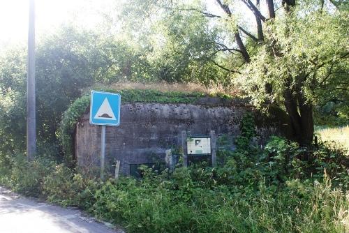 KW-Linie - Bunker P32