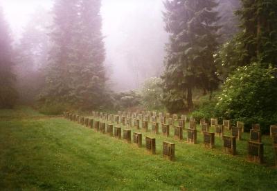 Soviet War Graves Saarbrücken