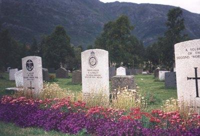 Oorlogsgraven van het Gemenebest Mosjoen
