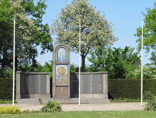 Franse Oorlogsbegraafplaats Kapelle