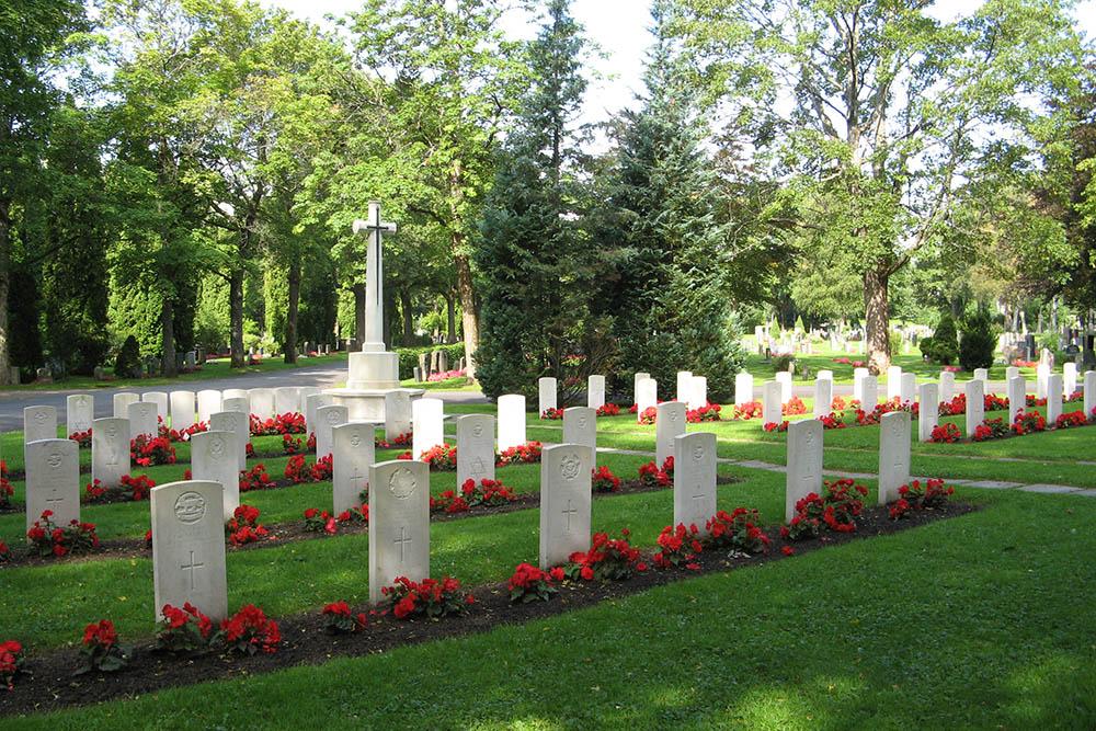 Oorlogsgraven van het Gemenebest Oslo