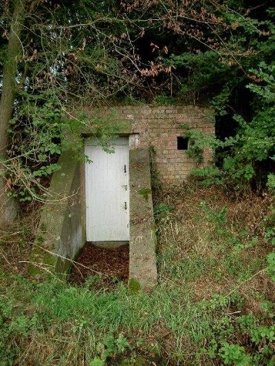 Command Bunker East Mersea