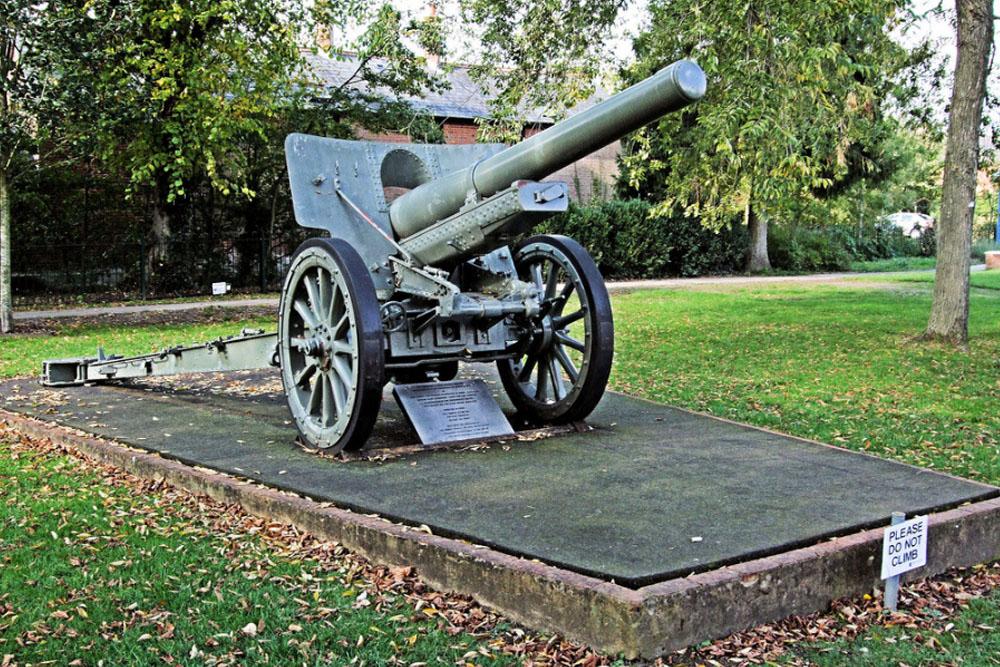Japanese 150mm Field Gun