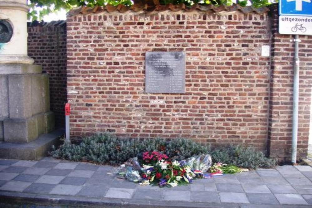 Monument Burgerslachtoffers