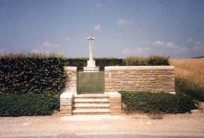 Oorlogsbegraafplaats van het Gemenebest Grandcourt