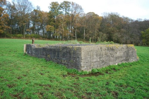 Duitse Bunker Reutelbos