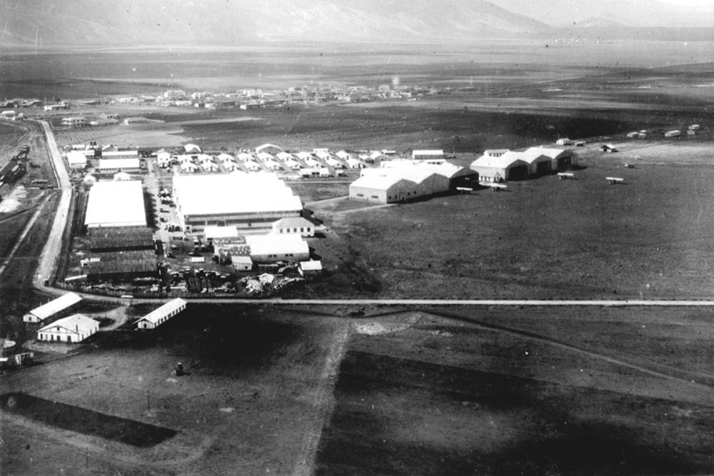 Air Base Riyak