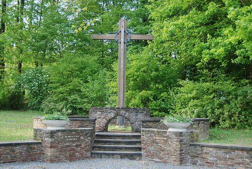 Monument 40 jaar Einde Tweede Wereldoorlog