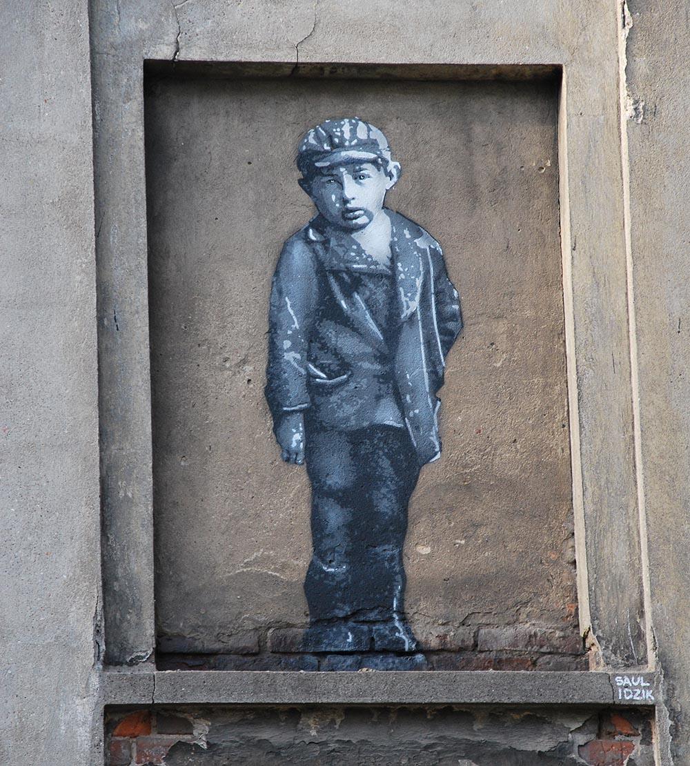 Dzieci Bałut Mural