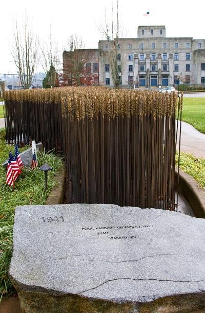 Monument Gevallenen December 1941