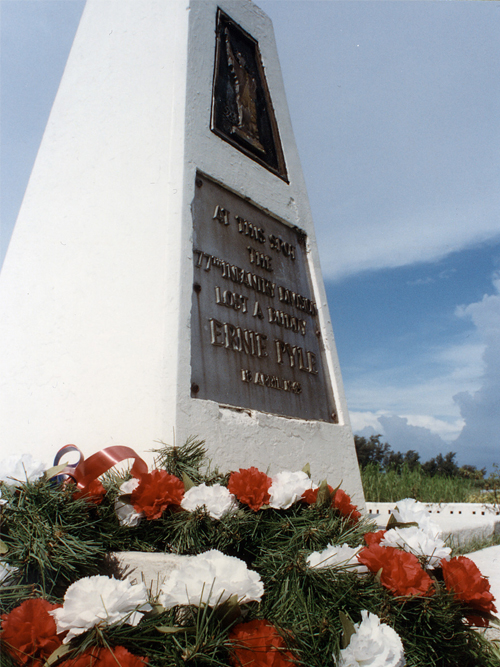 Ernie Pyle Memorial