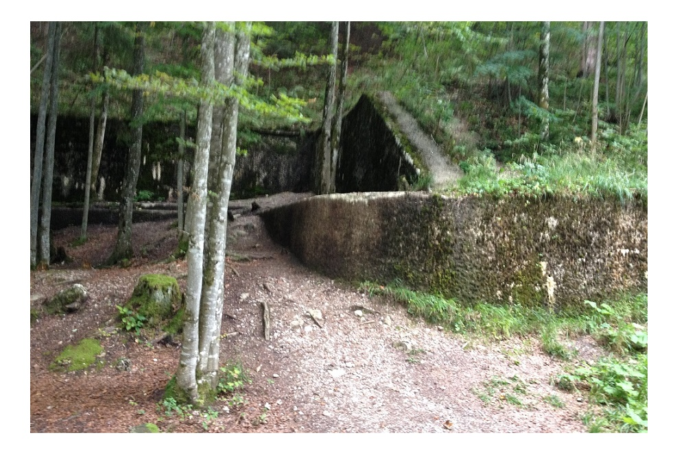 Hitler's Berghof Ruins