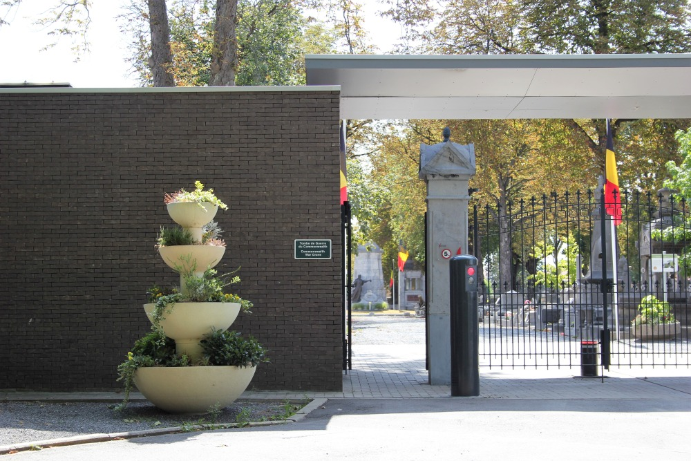 Municipal Cemetery Rhees Herstal