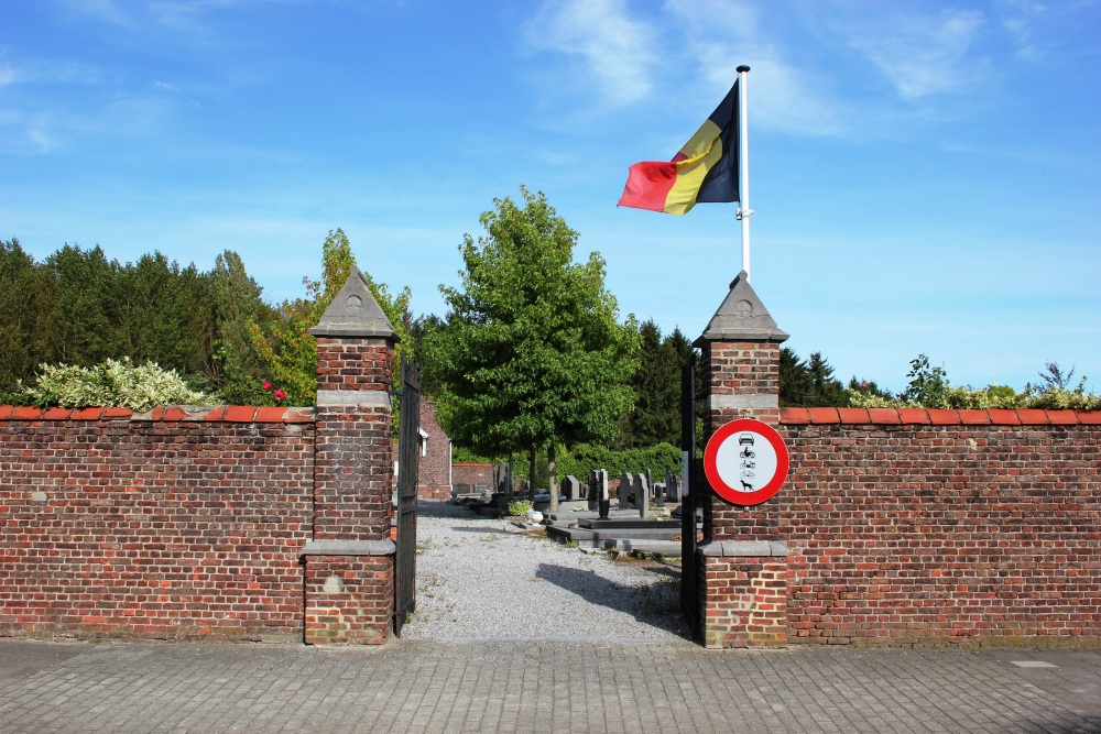 Belgian War Graves Wijgmaal
